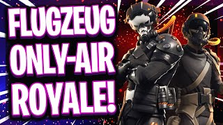 NUR FLUGZEUGE MODUS IST GEIL! Alle Games gewinnen! Air Royale!
