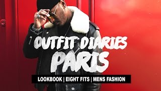 Outfit Diaries: Paris (Lookbook)
