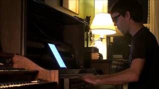 Willy-Nilly by Kylan deGhetaldi - Ragtime/Novelty Piano Solo - January, 2015