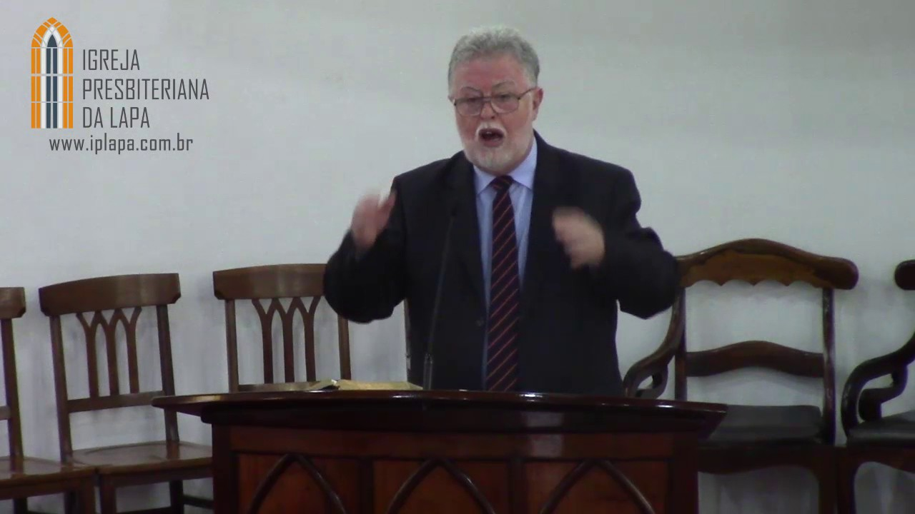 Lucas 17.20-37 - Rev. George Alberto Canelhas