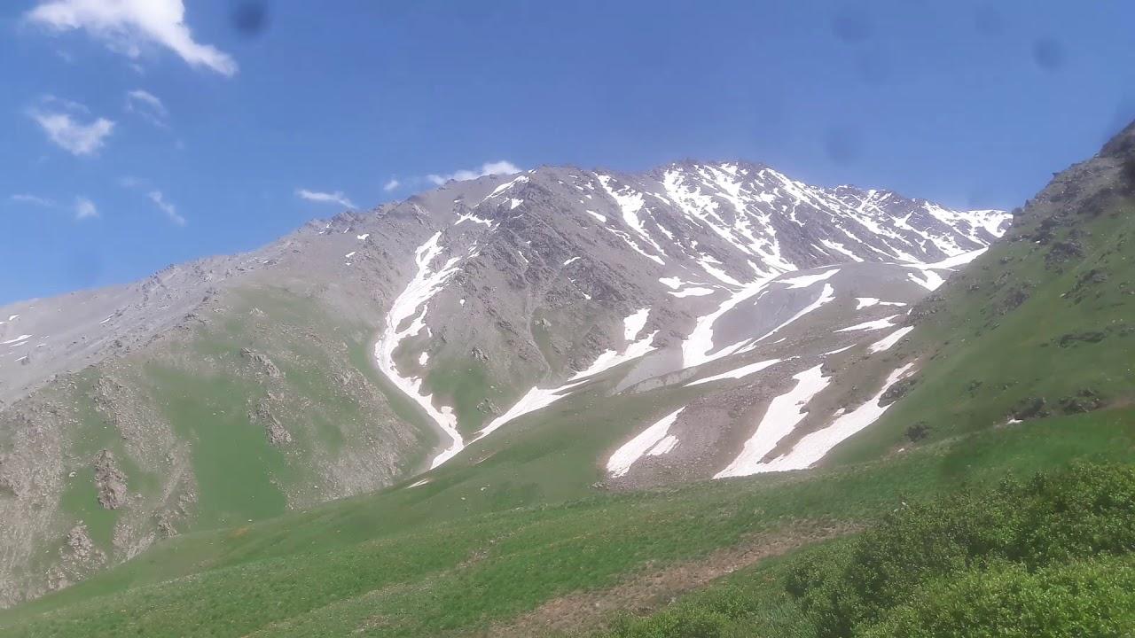 природа киргизии фото кара шоро куриным