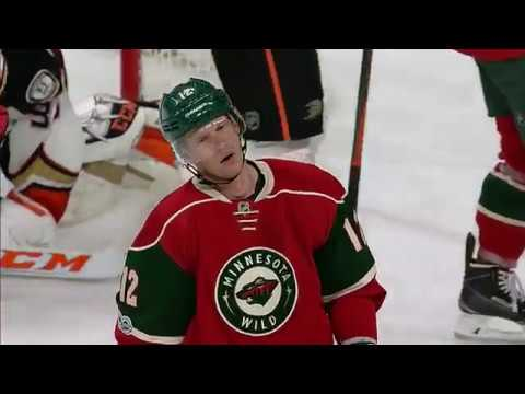 You can actually see the moment Gibson breaks Staal's heart with impressive save