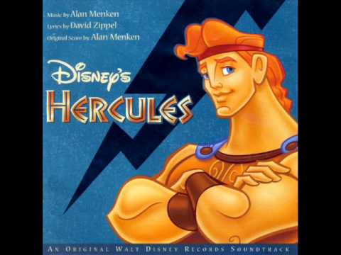 12: Go The Distance (Single) - Hercules: An Original Walt Disney Records Soundtrack