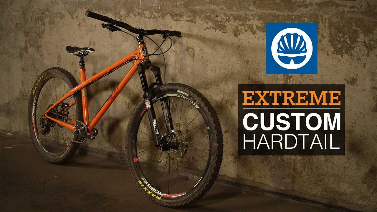 The Extreme Geometry Hardtail