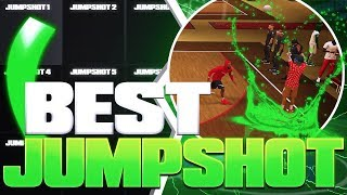 NEW BEST JUMPSHOT IN NBA 2K20! 100% GREENS NEVER MISS AGAIN!