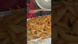청량리시장 야끼만두 ASMR (짧음주의) | Fried…