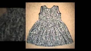 видео С чем носить юбку тюльпан