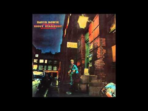 David Bowie - Ziggy Stardust (JC KARAOKE) (Vocals and/or guitar by JC)