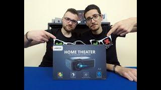 PROIETTORE ABOX A2 HD (HOME THEATER)