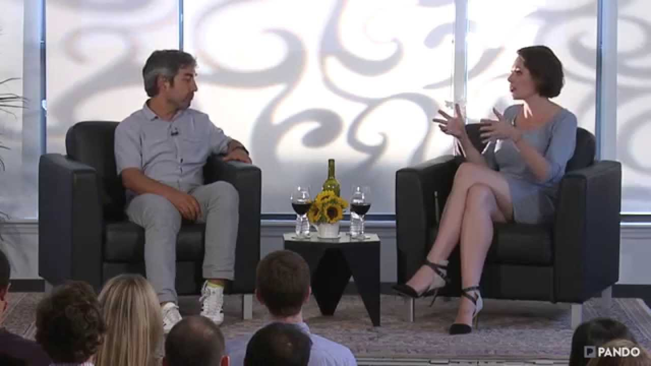 A Fireside Chat With Bijan Sabet - YouTube