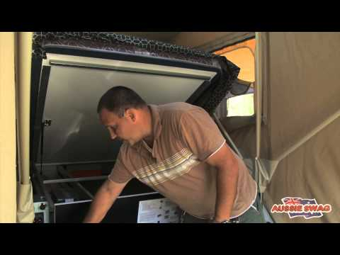трейлер 2012 года - Off Road Camper Trailer of the Year - Winner 2012