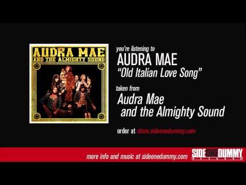 Audra Mae - Old Italian Love Song