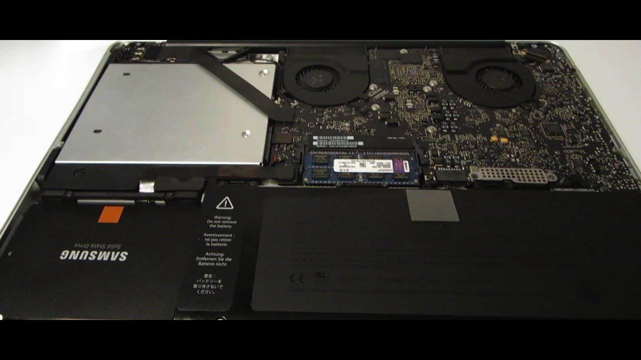 Ssd in dvd slot macbook casino de fouras cinema