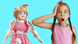 The BOO BOO Story from Elina and Baby Doll