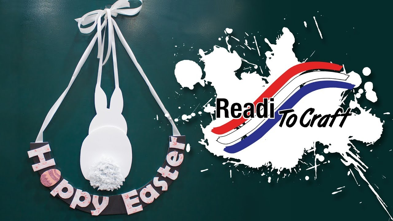 Readi to Craft: Easter Sign
