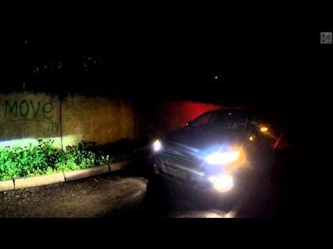 Ночной обзор Ford Mondeo New Форд Мондео