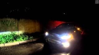 Ночной обзор Ford Mondeo New / Форд Мондео
