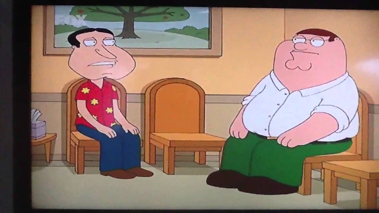 Quagmires Dad Has A Sex Change - Family Guy - Quagmires D - Youtube-5850
