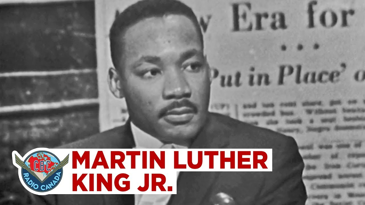 Martin Luther King Jr On Life In The United States And The Fight For Equality 1959 Youtube