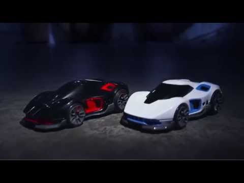 R.E.V. : Robotic Enhanced Vehicles by WowWee Extended Version
