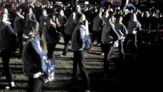 Abilene Cooper Cougarettes Outdoor Pep to MOVE
