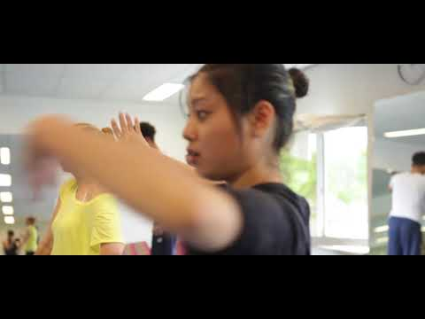 Big Tara, NYC Streetdance Foundation Intensive, Dance around da Globe