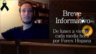 Breve Informativo - Noticias Forex del 1 de Octubre 2018
