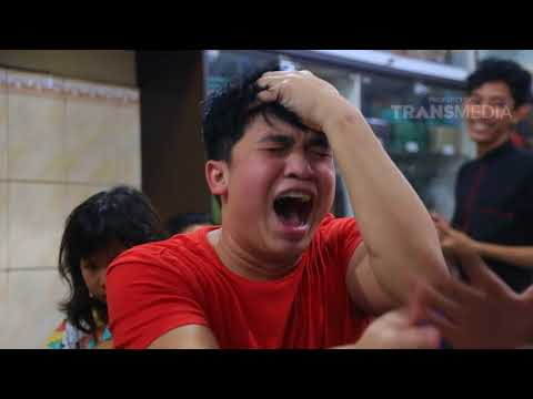 JANJI SUCI - Challenge Makan Daging Buaya, Biawak & Ular (2/1/18) Part 2