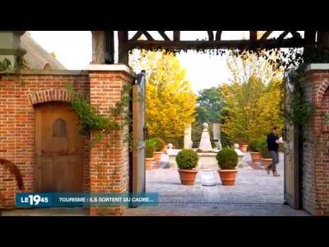 19.45 M6 12 octobre 2016 : Reportage sur Le Domaine d'Ablon