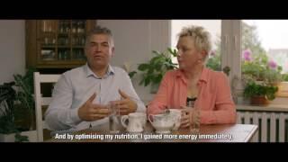 AMWAY bodykey Testimonial Viedo featuring Andreas