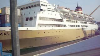 Kapal KM Ciremai 2013 bentuk 3in1 Klakson