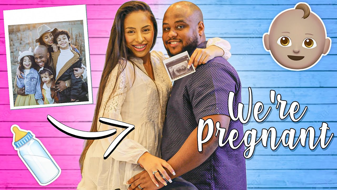 WE ARE PREGNANT + SEEING OUR BABY FOR THE FIRST TIME!