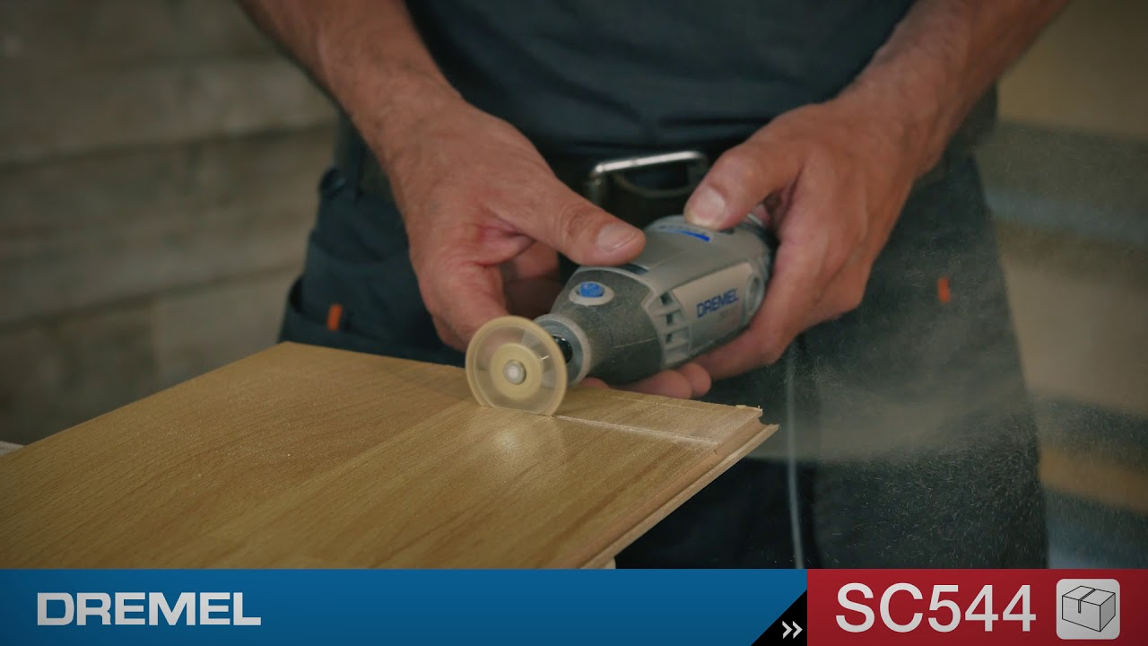 Dremel Ez Sdclic Wood Cutting Wheel Sc544