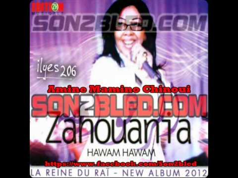 cheba zahouania 2012 - mataswa walou
