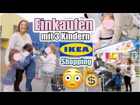 Ich werde verrückt 😱 Einkaufen bei IKEA mit 3 Kindern! Familien Leben am Limit 😄 Mamiseelen