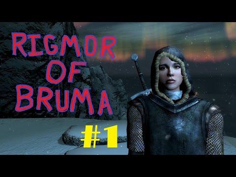 Skyrim Mods: Rigmor of Bruma #1 by Grim Boozed