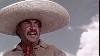 Так просто не убьёшь (1967) - мексиканский вестерн о трудном переходе через пустыню