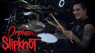 """Slipknot """"Orphan"""" Drum Cover By Fernando Lemus"""