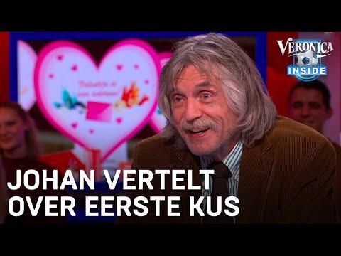 Wanneer was Johan's eerste kus? 'Net na de Tweede Wereldoorlog' | VERONICA INSIDE