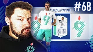 THIS ATTACK IS INSANE!! - #FIFA18 DRAFT TO GLORY #68