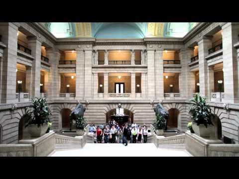 Canada: a 10-minute journey / Voyage de dix minutes au Canada
