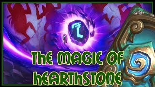 Hearthstone: The magic of Hearthstone (control priest)