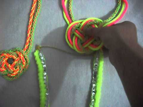 collares de Neon en LED multicolor