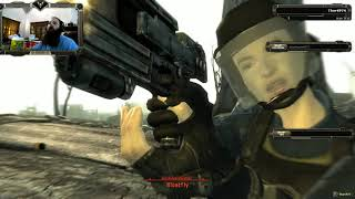 Fallout 3 with Thor Episode 2 Getting out of the F&%$ing Vault