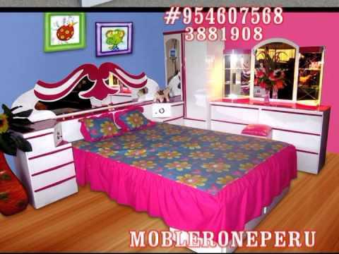 Juegos de dormitorio youtube for Juego de cuarto queen size