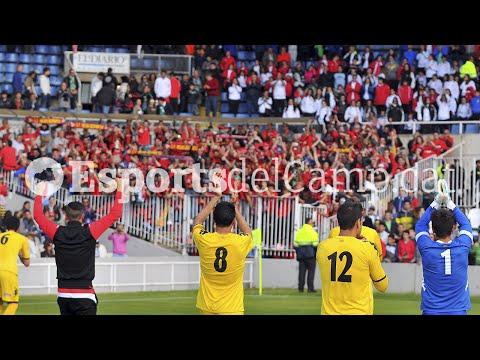 Partit íntegre | Racing de Santander - CF Reus Deportiu