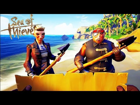 EN BUSCA DEL TESORO PERDIDO!!! - Sea Of Thieves - Nexxuz