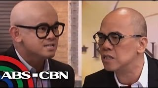 'Tito Bhoy' face to face with Boy Abunda