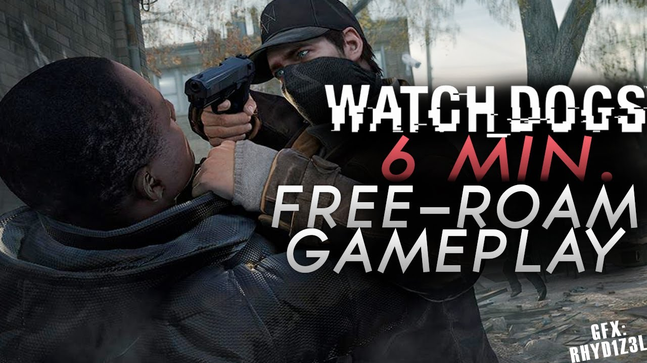 Watch Dogs   Minute Gameplay