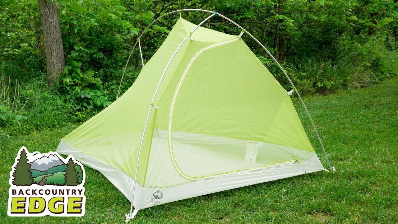 Big Agnes Fly Creek HV 2 Platinum Backpacking Tent & Big Agnes Fly Creek HV 2 Platinum Backpacking Tent - YouTube